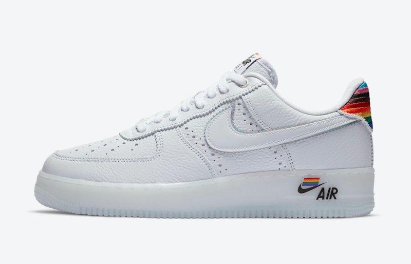 Tenisky Nike Air Force 1 BeTrue CV0258-100