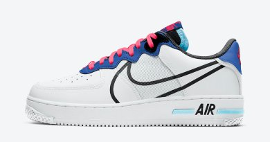 Tenisky Nike Air Force 1 React CT1020-102