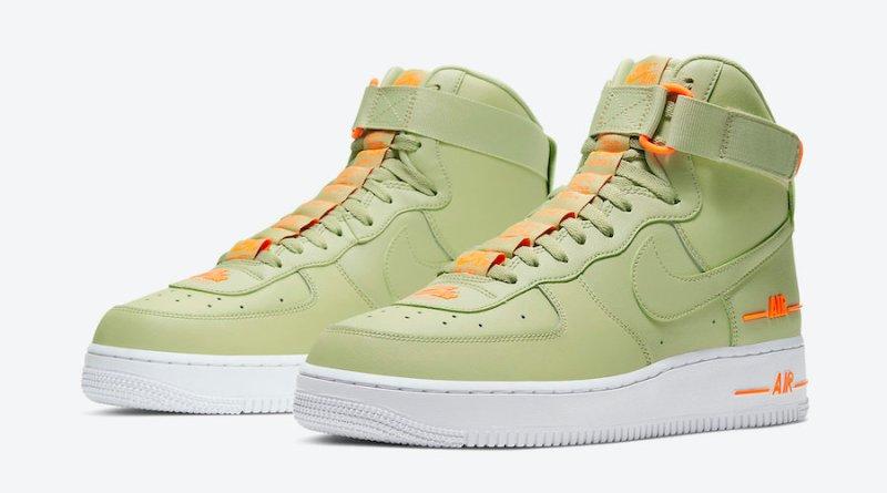 Tenisky Nike Air Force 1 High '07 LV8 CJ1385-300