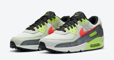 Tenisky Nike Air Max 90 Flash Crimson CV0264-001