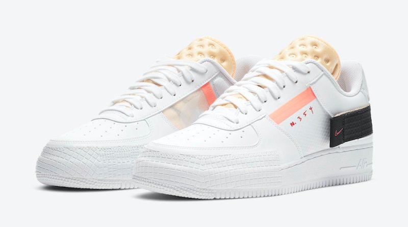 Tenisky Nike Air Force 1 Type CZ7107-100