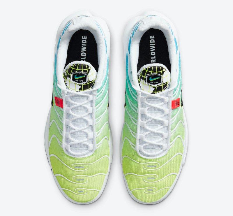 Tenisky Nike Air Max Plus Worldwide CK7291-100