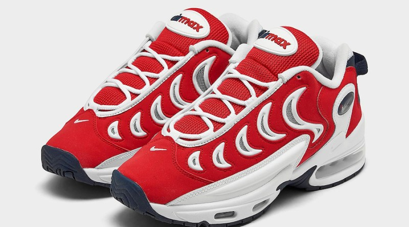 Tenisky Nike Air Metal Max University Red CN0051-600