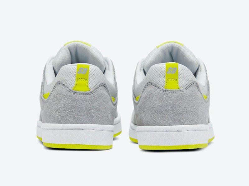 Tenisky Nike SB Alleyoop Bright Cactus CJ0882-005