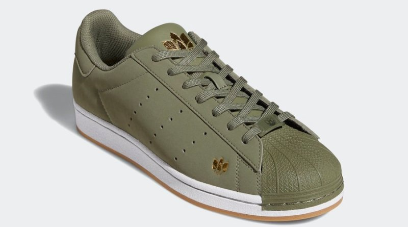 Tenisky adidas Superstar Pure Legacy Green FZ2146