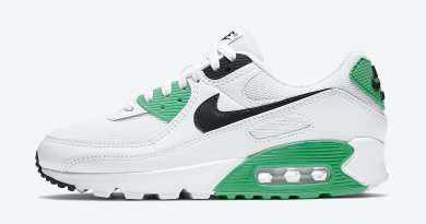 Tenisky Nike Air Max 90 White Green CT1039-101