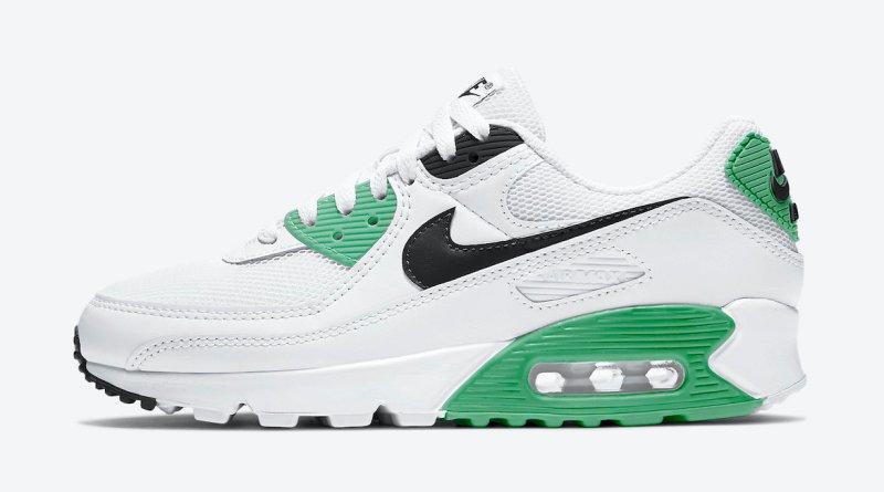 Tenisky Nike Air Max 90 White Green CT1039-101