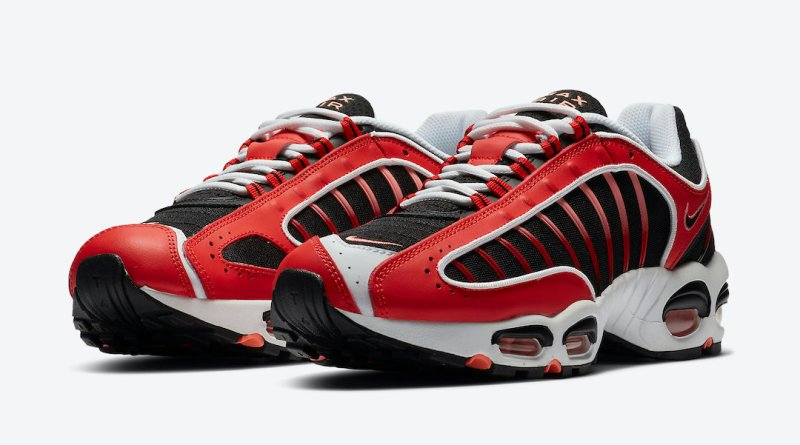 Tenisky Nike Air Max Tailwind 4 Chile Red CT1284-600