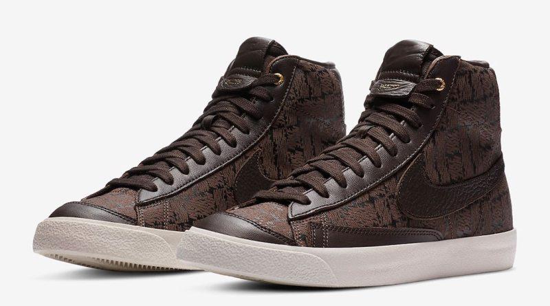 Tenisky Nike Blazer Mid 77 Velvet Brown DA4299-200