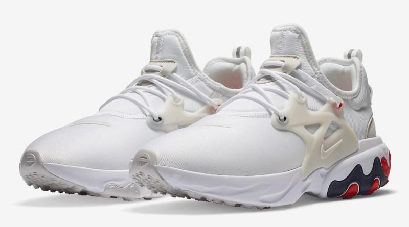 Tenisky Nike React Presto White AV2605-102