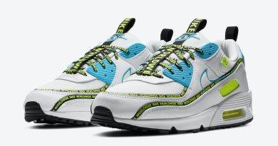 Tenisky Nike Air Max 90 SE Worldwide CZ6419-100