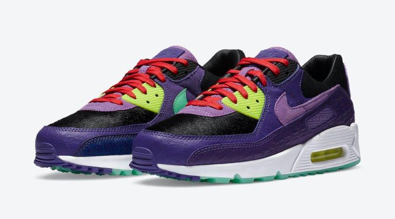 Tenisky Nike Air Max 90 Violet Blend CZ5588-001