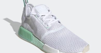 Tenisky adidas NMD R1 White Green FV1737