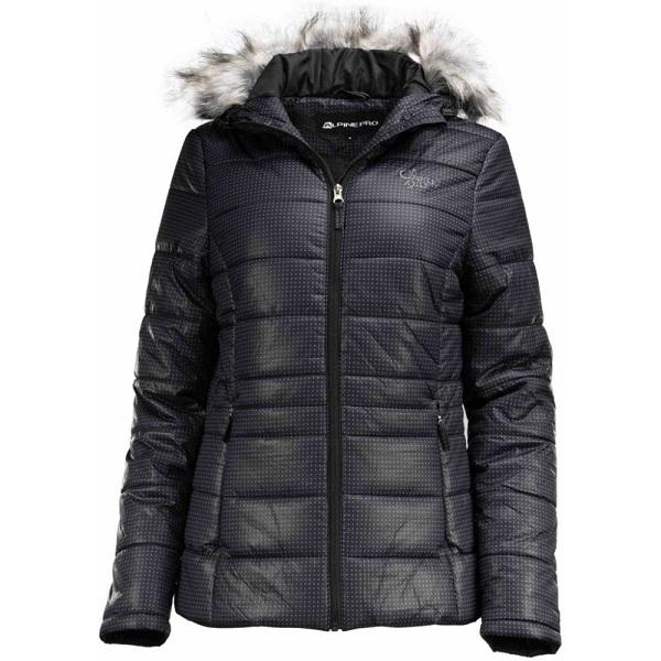 Alpine Pro Verizona dámská zimní bunda černá
