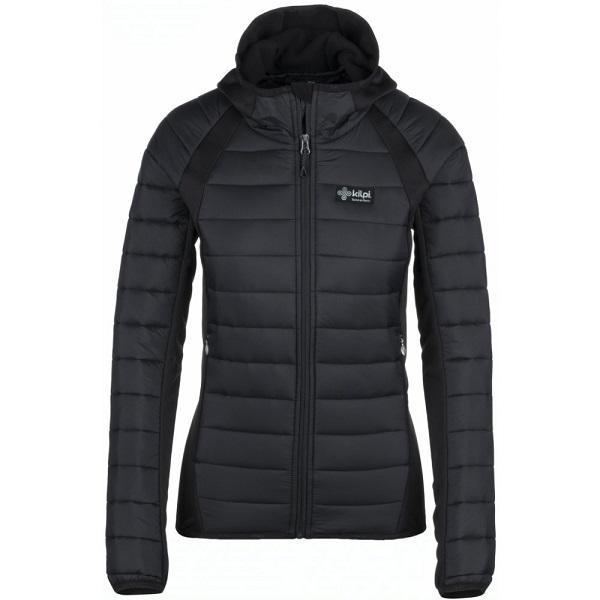 Kilpi Adisa W dámská zimní bunda černá