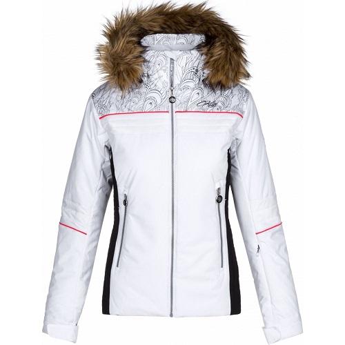 Dámská zimní bunda Kilpi Henesie W bílá