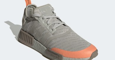 Pánské šedé tenisky a boty adidas NMD R1 Metal Grey/Metal Grey-Simple Brown FV1728 nízké sportovní botasky a obuv adidas