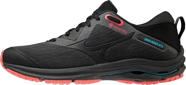 Trailová dámská obuv Mizuno Wave Rider GTX 2 J1GD207909 černé