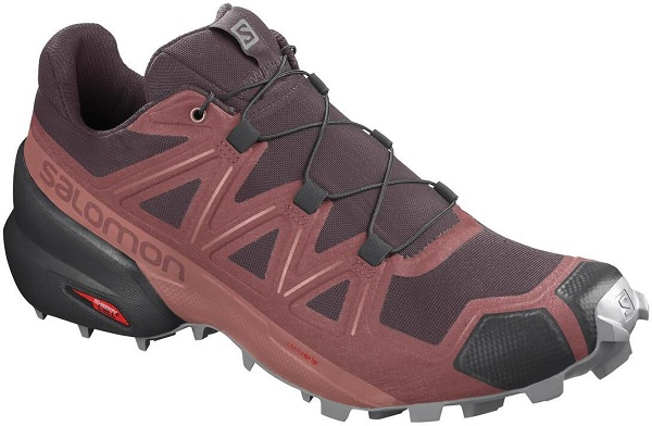 Trailové dámské boty Salomon Speedcross 5 L41116700 červené