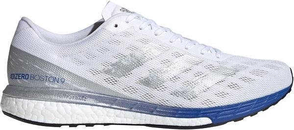 Běžecká pánská obuv adidas Adizero Boston 9 EG4672 bílé