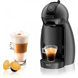 Kapslový kávovar Espresso Krups KP100B Piccolo PF