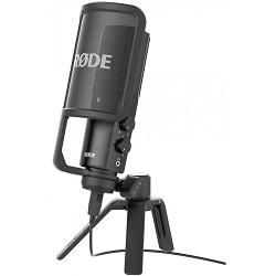 Vysoce kvalitní studiový mikrofon Rode NT-USB