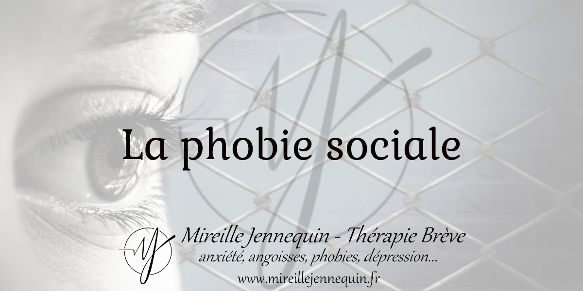 rencontre une personne avec le trouble d'anxiété sociale