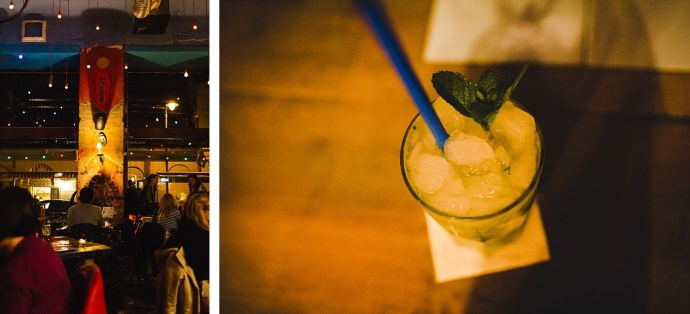image shows budapest cocktails