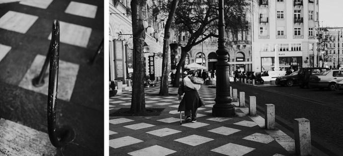 image shows budapest street mirela bauer photo