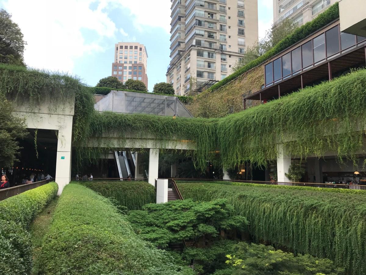 c3364e8a3 Shopping Cidade Jardim, o mais verde e fashion de SP! - Mirelle Serra