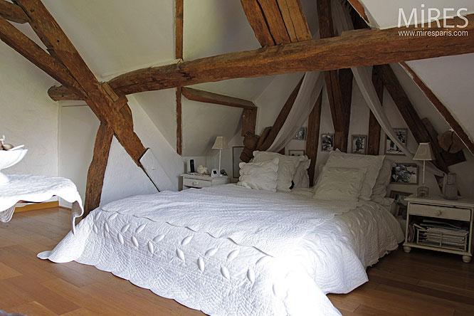 Petite Chambre Sous Les Combles C0231 Mires Paris