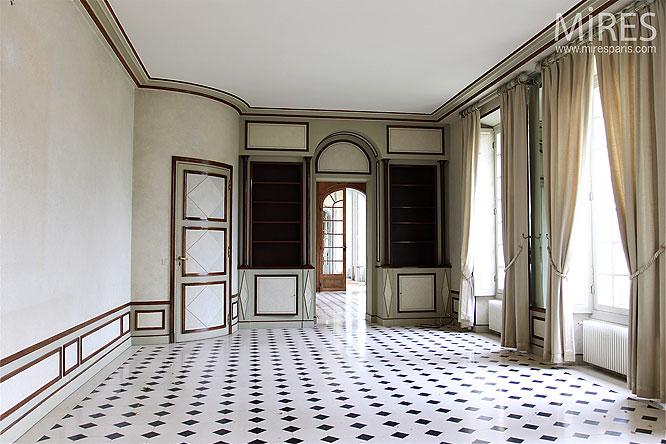 Salon De Rception C0143 Mires Paris