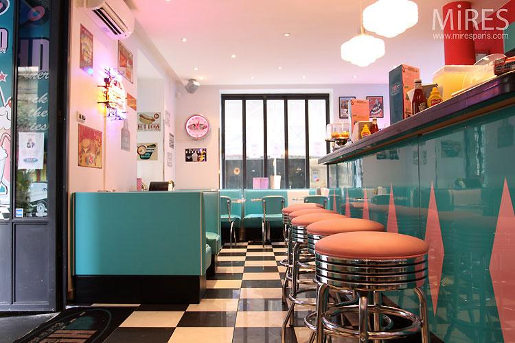 Vintage Bar C0404 Mires Paris