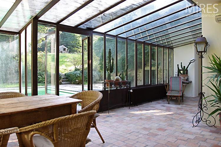 Diner Sous Verrire C0436 Mires Paris