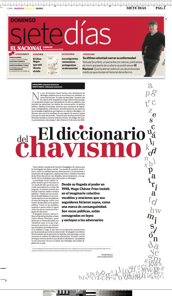 diccionario del chavismo 1