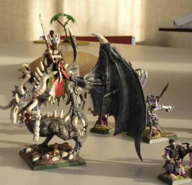Мир WarHammer Fantasy 4