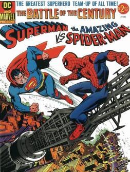 Супермен против Человека-паука