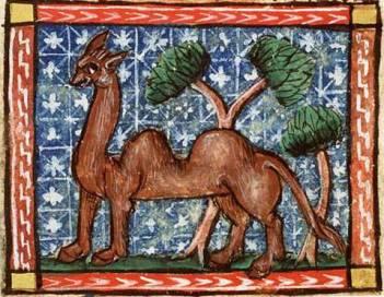 Средневековый бестиарий, часть 1 22