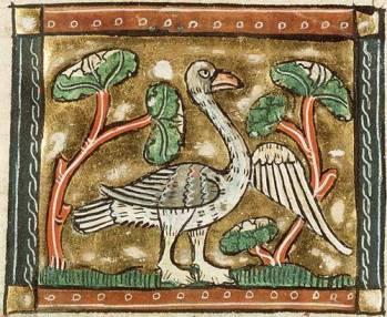 Средневековый бестиарий, часть 1 20