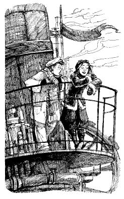 Ник Перумов «Приключения Молли Блэкуотер. За краем мира»