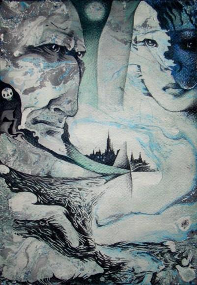 7-8 место: Сергей Ухин «Маленькая чужая женщина зомби»