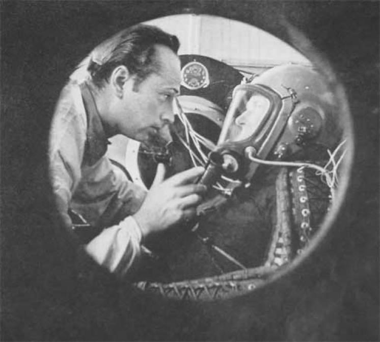 Космонавты до Гагарина. Разоблачение мифа 10