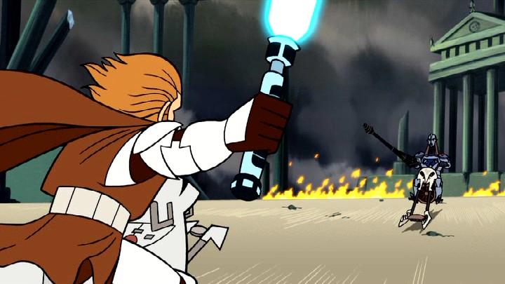 Мультсериалы Star Wars: «Войны клонов» Тартаковски 9