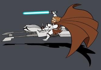 Мультсериалы Star Wars: «Войны клонов» Тартаковски 1