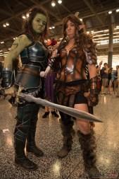 Ещё орки из Warcraft