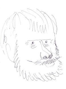 Неизвестный Кир Булычёв: поэт, учёный, художник 7