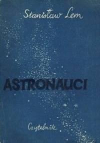 Первое польское издание «Астронавтов» (1951)