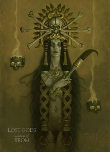 Бром «Потерянные боги» 1