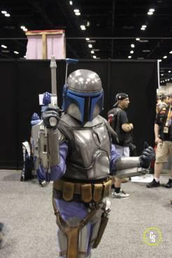 Косплей: Светлая и Тёмная сторона Силы в «Звёздных войнах» 6