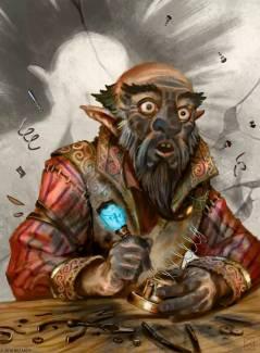 Арт: демоны, монстры и могущественный волшебник в новой книге Dungeons & Dragons 18